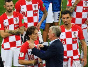 Сборная Хорватии - финалист ЧМ-2018