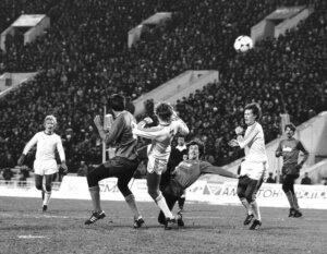 """""""Спартак"""" - """"Хаарлем"""", 1982 год"""