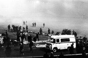 """Стадион """"Айброкс"""": трагедия 1971 года"""