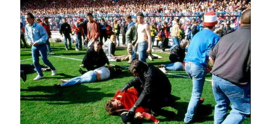 Трагедии на футбольных стадионах