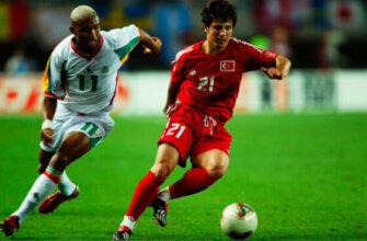Турция - Сенегал: четвертьфинал ЧМ-2002