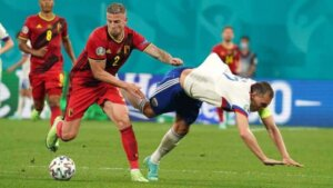 Евро-2020: Бельгия - Россия