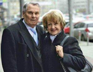 Лидия и Валентин Иванов