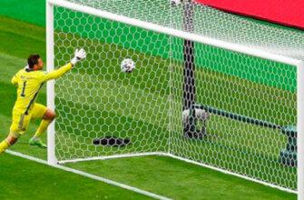 10 лучших лучших голов Евро-2020