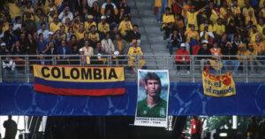 Андрес Эскобар: память