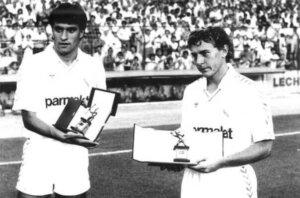 Бутрагеньо и Мичел: трофеи