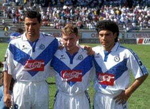 Бутрагеньо, Миче и Уго Санчес