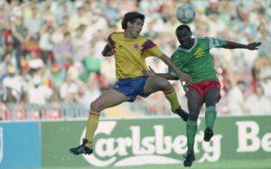 ЧМ-1990: Андрес Эскобар