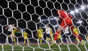 Евро-2020: Англия - Украина