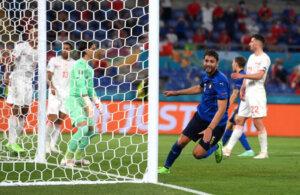 Евро-2020: Италия - Швейцария 3:0