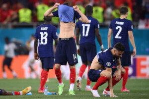 Евро-2020: сборная Франции
