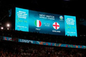Финал чемпионата Европы 2020 (2021) года