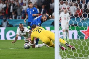 Финал Евро-2020: Англия - Италия