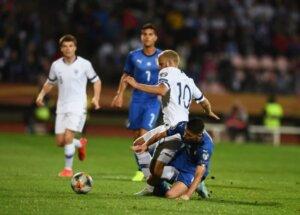 Финляндия - Италия 1:2