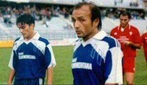 """Футболист """"Эмполи"""" Винченцо Монтелла"""
