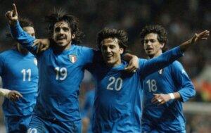 Футболист сборной Италии Винченцо Монтелла