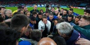 Роберто Манчини и сборная Италии