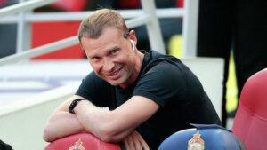 Алексей Березуцкий - тренер