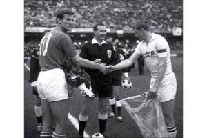 Евро-1968: Италия - СССР