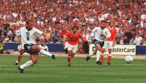 Евро-1996: Англия - Швейцария