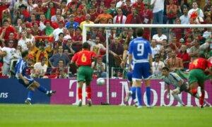 Евро-2004: Греция - Португалия