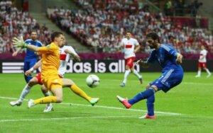 Евро-2012: Польша - Греция