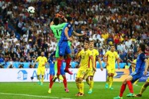 Евро-2016: Франция - Румыния