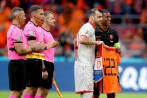 Горан Пандев: прощальный матч