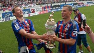 Кубок России у братьев Березуцких