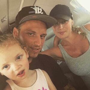 Марко Арнаутович: семья