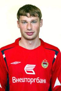 Молодой Алексей Березуцкий