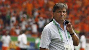 Анири Мишель - тренер сборной Марокко