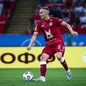 Футболист Карл Старфельт
