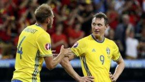 Футболист сборной Швеции Ким Чельстрём
