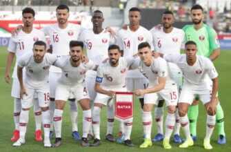 Сборная Катара